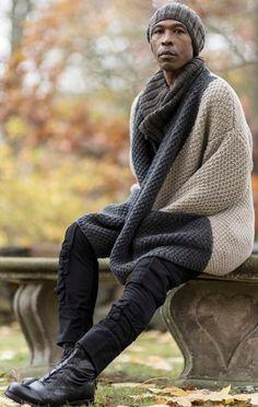 Greylock Coat HANIA by Anya Cole Fall 2016