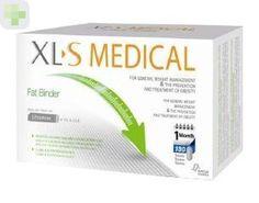 37,50€ PVP OFERTA - Xls medical captagrasas 180 comprimidos