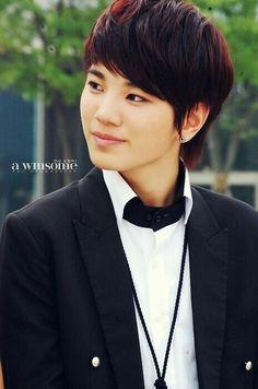 #Infinite  #SungJong #cute