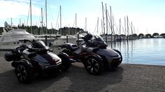 Author: Bernard from Austria Model: Can Am Spyder Can Am Spyder, Slovenia, Photo Contest, Marina Bay, Pageant Photography, Photography Challenge
