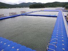 Modular Pontoon Swimming Pool