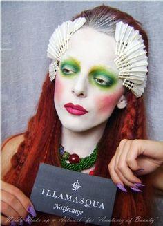 Illamasqua inspired // Human Fundamentalism collection