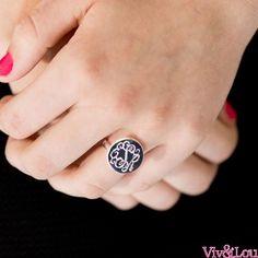 Silver Bridget Ring