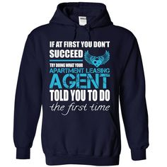 Awesome Tee For Apartment Leasing Agent T-Shirts, Hoodies. CHECK PRICE ==► https://www.sunfrog.com/LifeStyle/Awesome-Tee-For-Apartment-Leasing-Agent-7824-NavyBlue-Hoodie.html?id=41382