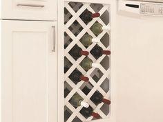 1000 images about rangement vin on pinterest diy shoe storage wine lover - Rangement bouteille ikea ...