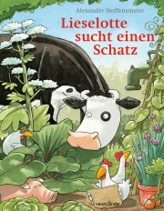 Lieselotte sucht einen Schatz. One of our all-tiime favorites and the funniest cow ever