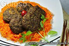 Hambúrguer de Carne Caseiro » Carnes, Receitas Saudáveis » Guloso e Saudável