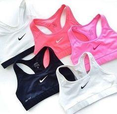 ideas for sport bras dance athletic wear <br> Cheer Sports Bras, Girls Sports Bras, Cute Sports Bra, Nike Sports Bras, Nike Outfits, Sport Outfits, Nike Athletic Outfits, Sport Style, Workout Attire