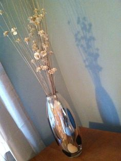 Pier 1 metallic vase