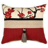 Sakura Collection - Cushion with 15 x 18 accents # . Sakura Collection - Pillows with accents Sewing Pillows, Diy Pillows, Accent Pillows, Throw Pillows, Decorative Cushions, Scatter Cushions, Decorative Pillow Covers, Luxury Bedding Collections, Soft Furnishings