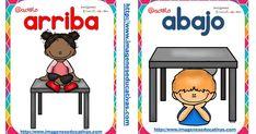 Elementary Spanish, Teaching Spanish, Teaching English, Elementary Schools, Teaching Tools, Teaching Kids, Kids Learning, Language And Literature, Speech And Language