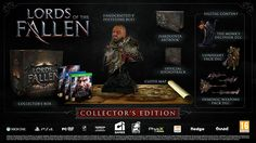 Win a PS4 Lords of the Fallen Collector's Edition