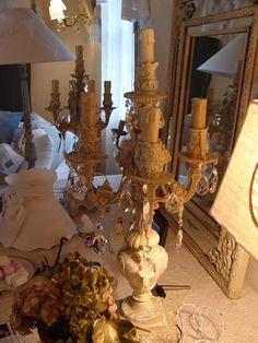 Les objets de deco de charme shabby chic romantique du Grenier dAlice