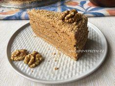 Medovník - Víkendové pečení Krispie Treats, Rice Krispies, Food, Pies, Essen, Meals, Rice Krispie Treats, Yemek, Eten