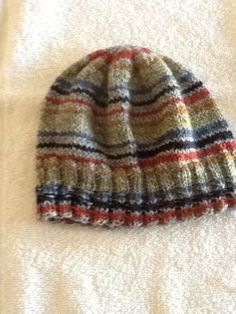 124a79e7166 Knit A Child s Hat Free pattern Included