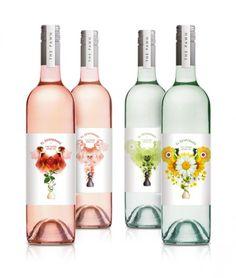 Lovely wine design