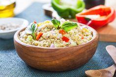 Ti spennende måter å bruke quinoa på
