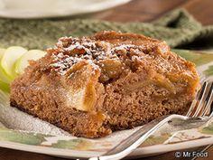 Easy Apple Cake   MrFood.com