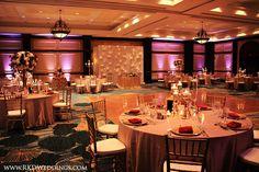 Ballroom Wedding at Hammock Beach Resort #wedding #ballroomwedding #resortwedding