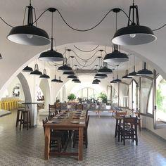 My Photo! Love the Interior at hotel Marble Stella Maris, Ibiza Ibiza, Interior Decorating, Interior Design, My Photos, Marble, Shops, Mint, Fancy, Ceiling Lights