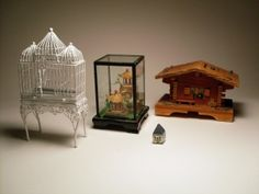 day 45 – four homes Bird Cage, Wordpress, Day, Home, Birdcages, Bird Cages, Haus, Pet Bird Cage, Homes