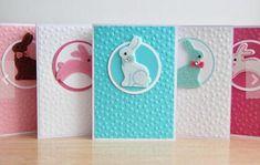 5+Embossed+Easter+Cards.++Handmade+Easter+Greeting+Cards.++3D