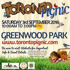 A day for Guinea Pigs, their owners and enthusiasts to participate in a fun filled BYO Picnic at Greenwood Park.