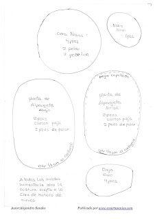 PAPA NOEL BAÑANDO RENITO Chart, Reindeer, Do It Yourself, Christmas Crafts, Cloth Art Dolls, Journals, Papa Noel