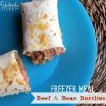 These are so much better than just your basic frozen burritos from the store. You will not be sad about having some of these stashed in the freezer. Great