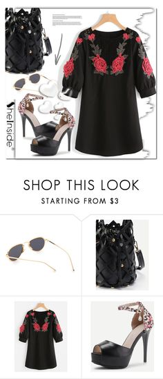 """SheIn XXV/2"" by soofficial87 ❤ liked on Polyvore featuring Valentino"