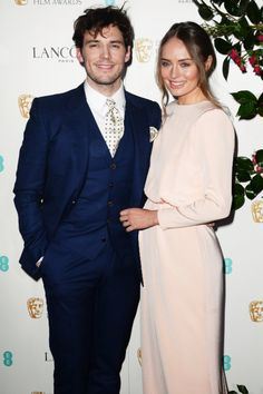 Pin for Later: Sam Claflin Reveals That He and His Wife Are Parents to a Baby Boy!