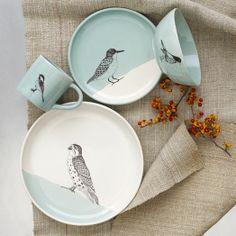 SKT Dinnerware by Brooklyn-based pottery studio | west elm
