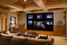 Home theater living room silo christmas tree farm small rooms large . home theater room colors