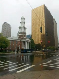 Gold building Hartford, CT
