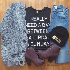 Everyday I'll chose and post a diferent outfit follow my board :) #outfitoftheday
