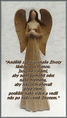 Andělé zaplavují naše životy láskou a ochranou. Shabby Chic Crafts, Powerful Words, Motto, Slogan, Pictures, Photos, Photo Illustration, Resim