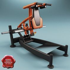 model: Leg Press Squat Machine is a high quality model to add more details and realism to your rendering projects. Strength Training Equipment, Exercise Equipment, Hack Squat Machine, Home Gym Garage, Model Legs, Boyfriend Crafts, Leg Press, Workout Machines, Product Photography