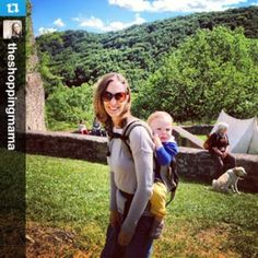 Follow @Kate - The Shopping Mama on Instagram for an #ergoadventure, as she takes her #kidsaroundtheworld! #lovecarrieson