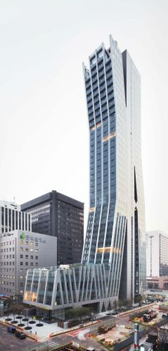 OFFICE HIGH RISE S-Trenue Tower _ Mass Studies