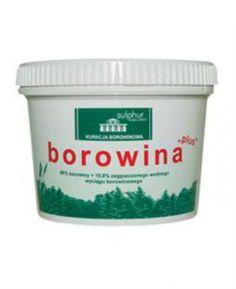 BOROWINA PLUS Pasta - 1 kg - Apteka internetowa Melissa