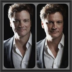 Colin Firth- far out this man is sexy