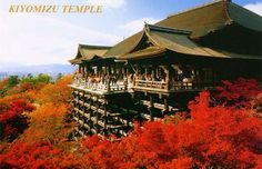 Kyoto - Kiyomizu-dera Temple is perhaps the most beloved of Kyoto's temples, and is a fixture in the minds of the Japanese people. The temple's plat...