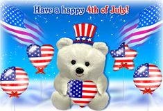 of July Happy Fourth of July Cards, Free of July Happy Fourth of July Wishes Fourth Of July Quotes, 4th Of July Images, Happy Fourth Of July, July 4th, Images For Independence Day, Independence Day Wishes, 4th Of July Clipart, 123 Greetings, Happy Easter Bunny