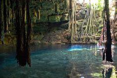 Cenote Kankirixche, Yucatán, México