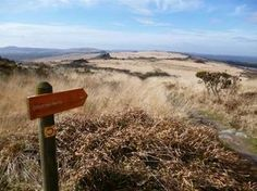 Finistere in Brittany is a walkers' paradise, Monts D'Arree