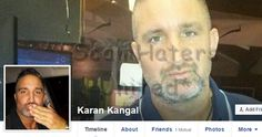 Karan Kangal FAKE PROFILE FOR SCAMMING, photos used in Romance Scamming.  #Facebook #romance https://www.facebook.com/LoveRescuers/posts/609870102512754