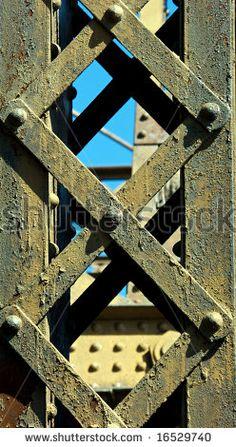 iron rivets bridge - Google Search