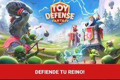 Toy Defense Fantasy: miniatura de captura de pantalla
