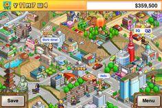 Venture Towns iOS App