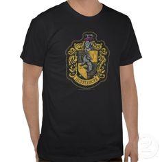 Hufflepuff Crest Tshirt #harrypotter